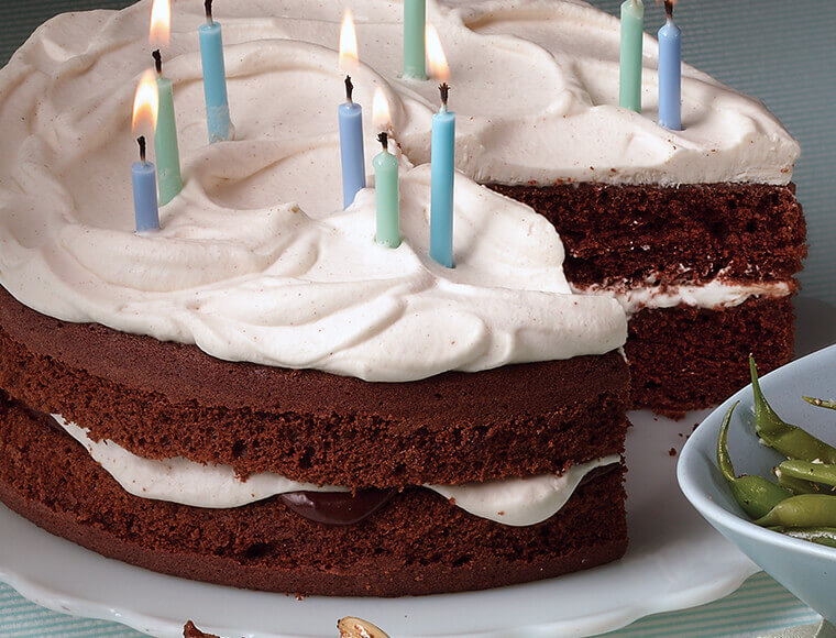 Whipped Cream Frosting Recipe Land O Lakes