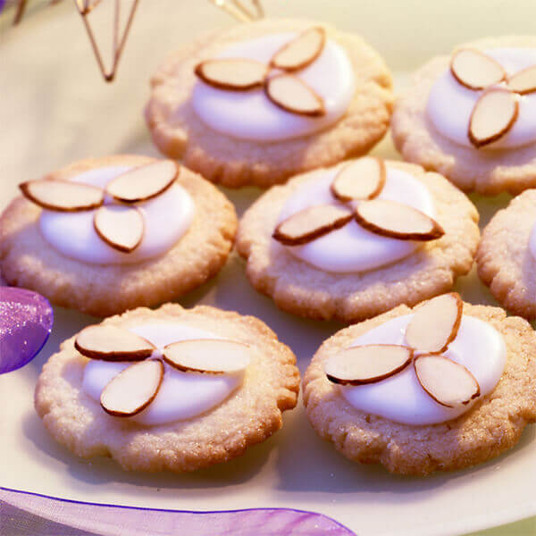Almond Sugar Cookies Recipe