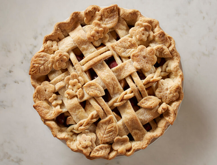 Cherry Apple Pie Recipe Land O Lakes