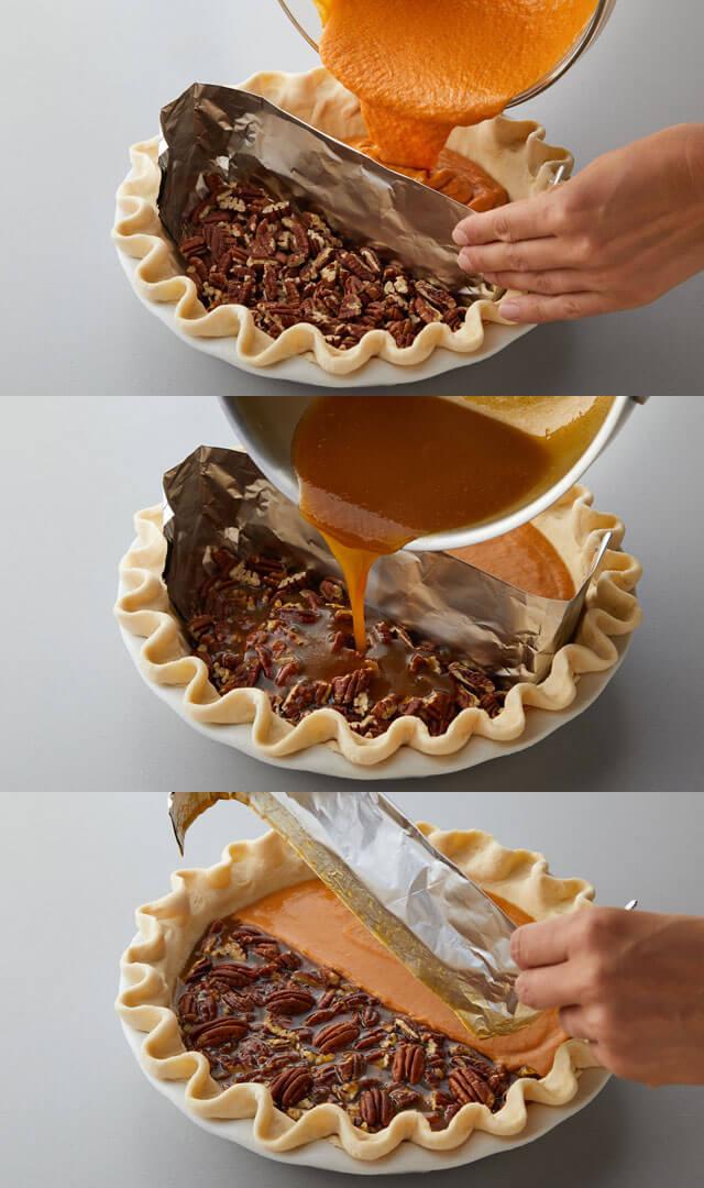 Filling Pie
