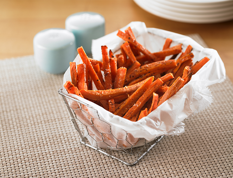 Sweet Potato Fries Recipe Land O Lakes