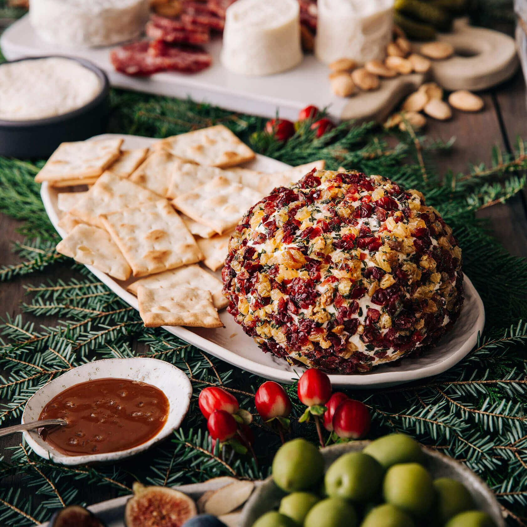 Cheese Balls & BitesRecipe